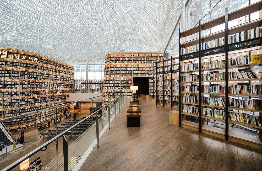 Starfield Library 2