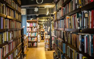 Tanto las bibliotecas como las personas se necesitan mutuamente