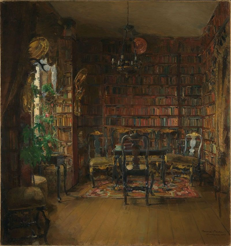 The Library of Thorvald Boeck (1902)