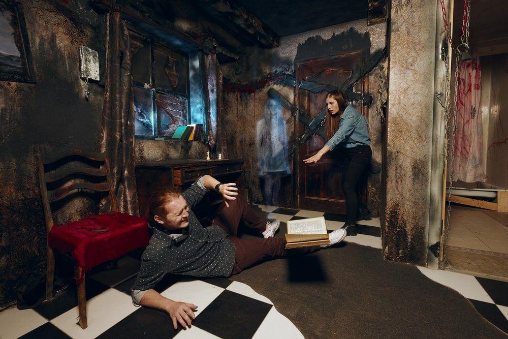 10 Escape Rooms Sobre Bibliotecas Libros Y Lectura En Los