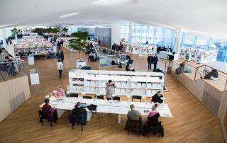 Transformación de las bibliotecas