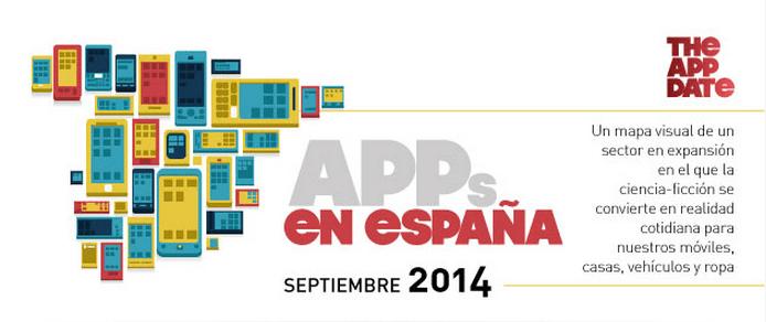 5º Informe estado de las apps en España