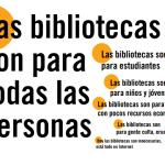 Servicios bibliotecarios para el siglo XXI en las bibliotecas de la CAPV