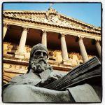 Instagramers en la Biblioteca Nacional de España