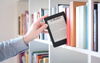 eBiblio servicio de préstamo gratuito de libros electrónicos de las bibliotecas públicas