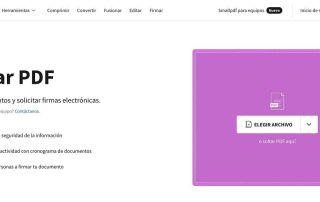 eSign herramienta firma digital