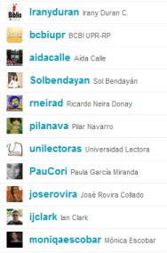 Nuevos followers