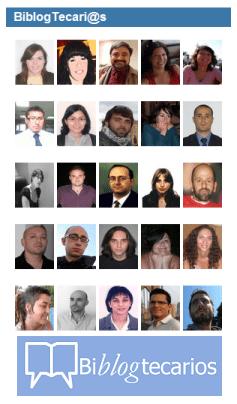 Integrantes BiblogTecarios