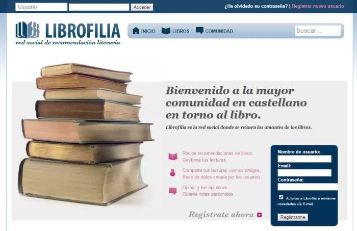 Librofilia