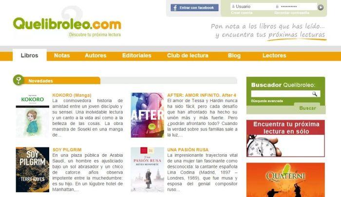 Quelibroleo.com