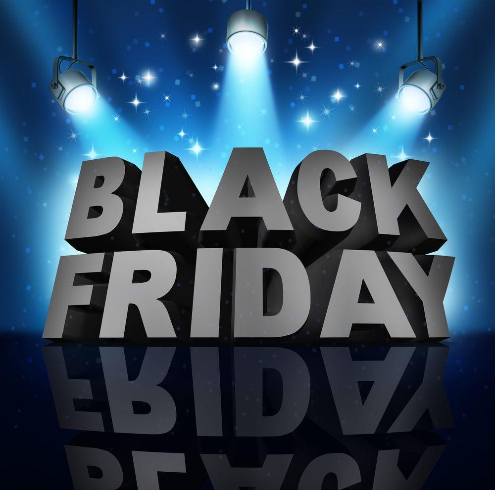 Black Friday en las bibliotecas