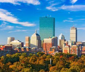 Boston 波士頓