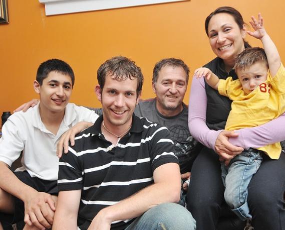 ittti 溫哥華語言學校-寄宿家庭