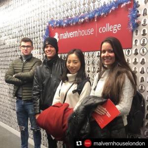 Malvern London
