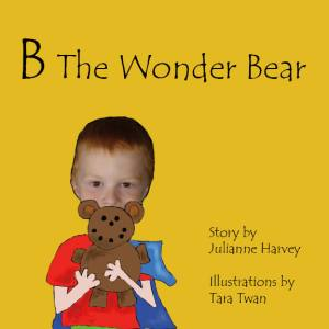 B The Wonder Bear JPEG Front Cover
