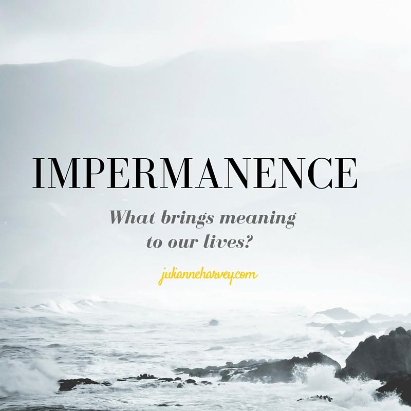 Impermanence and Spirituality by Ringu Tulku Rinpoche
