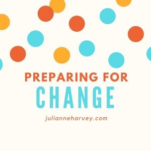 preparing for
