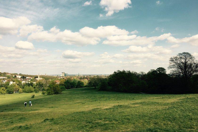 Ein magischer Ort in London: Hampstead Heath