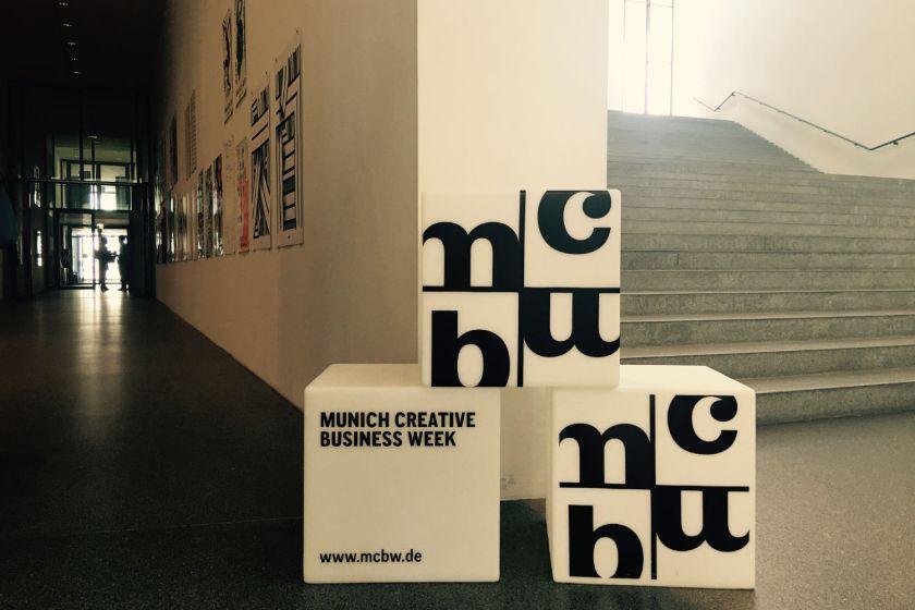 Designhauptstadt München: Kick-Off MCBW 2018