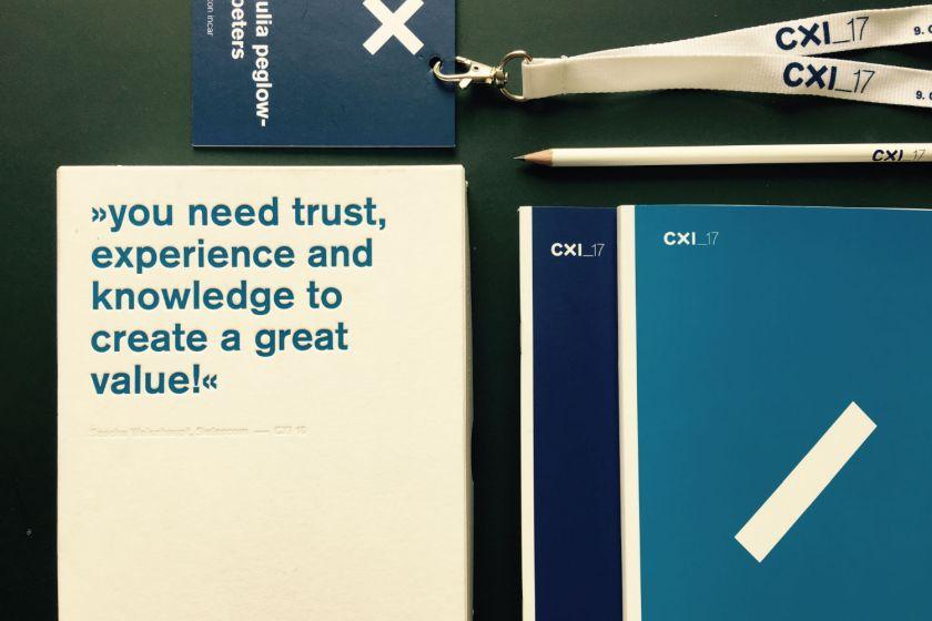 Brand Identity-Konferenz CXI_17: Neue Einflussbereiche für Design