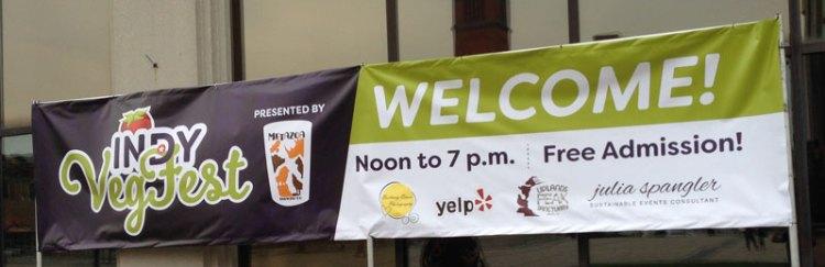VegFest 2017 banner