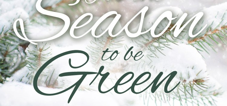 Save 20% on a green plan for your holiday party