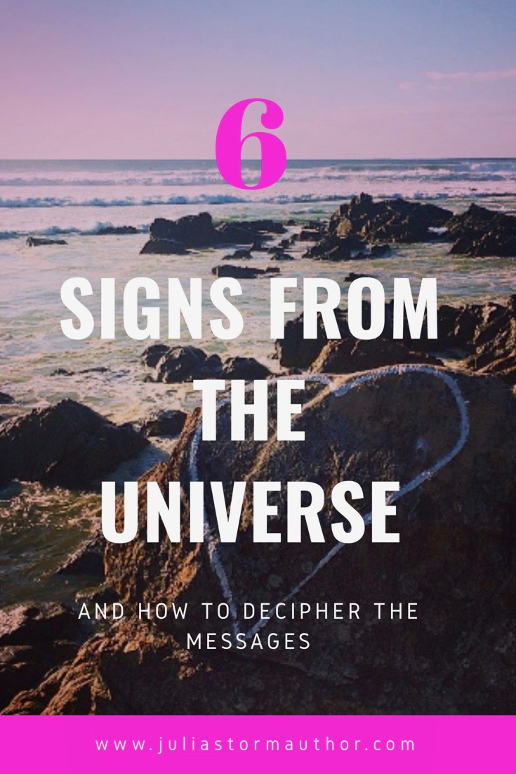 6 SIGNS FROM THE UNIVERSE AND HOW TO DECIPHER THE MESSAGES