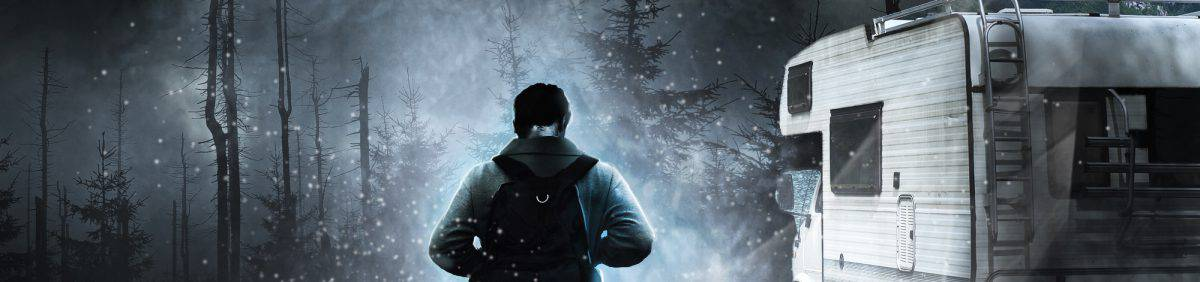 Renegade Profiles: Sci-Fi Author Jon Cronshaw