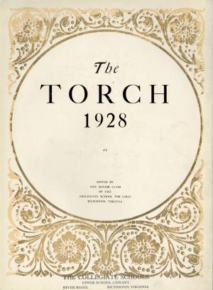 Title Page, 1928 Torch
