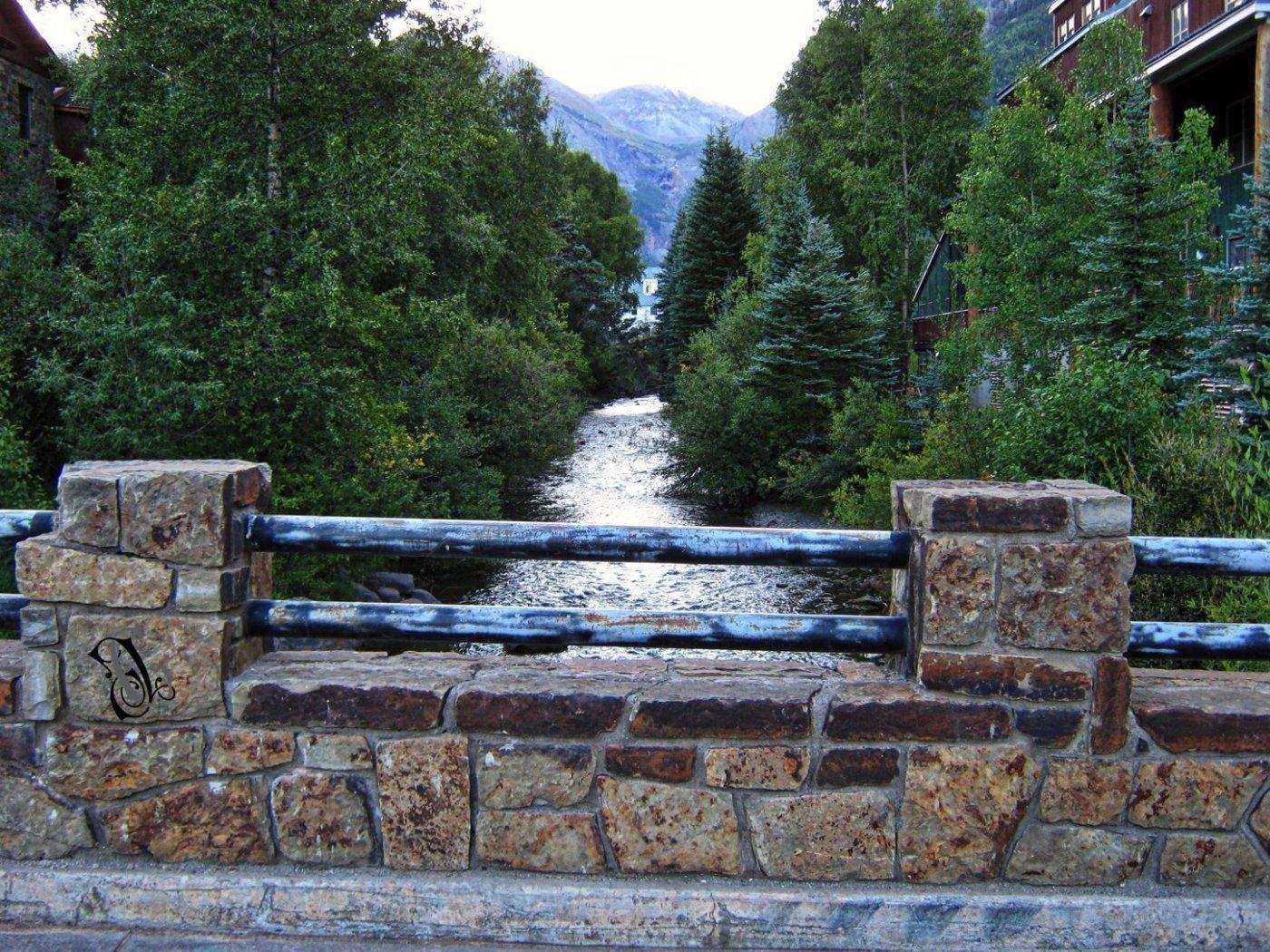 Mountain Stream in Telluride Colorado