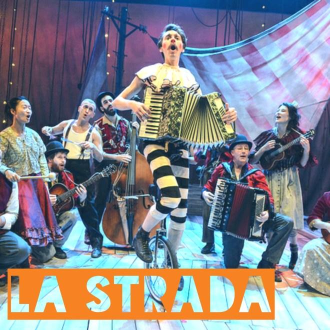 La Strada at The Lowry