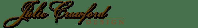 Julie Crawford Design   Napa Interior Design   707-224-6286 Logo