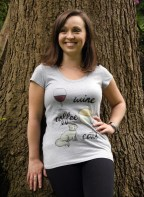 wine coffee cats tshirt (1)