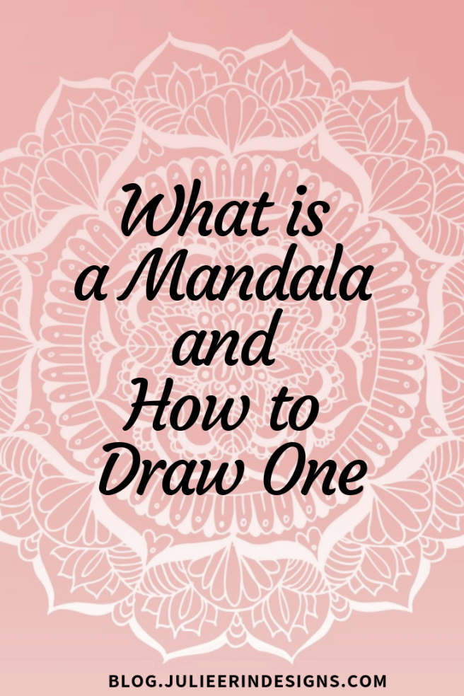 what is a mandala and how to draw one