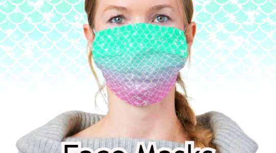 cute face masks from zazzle