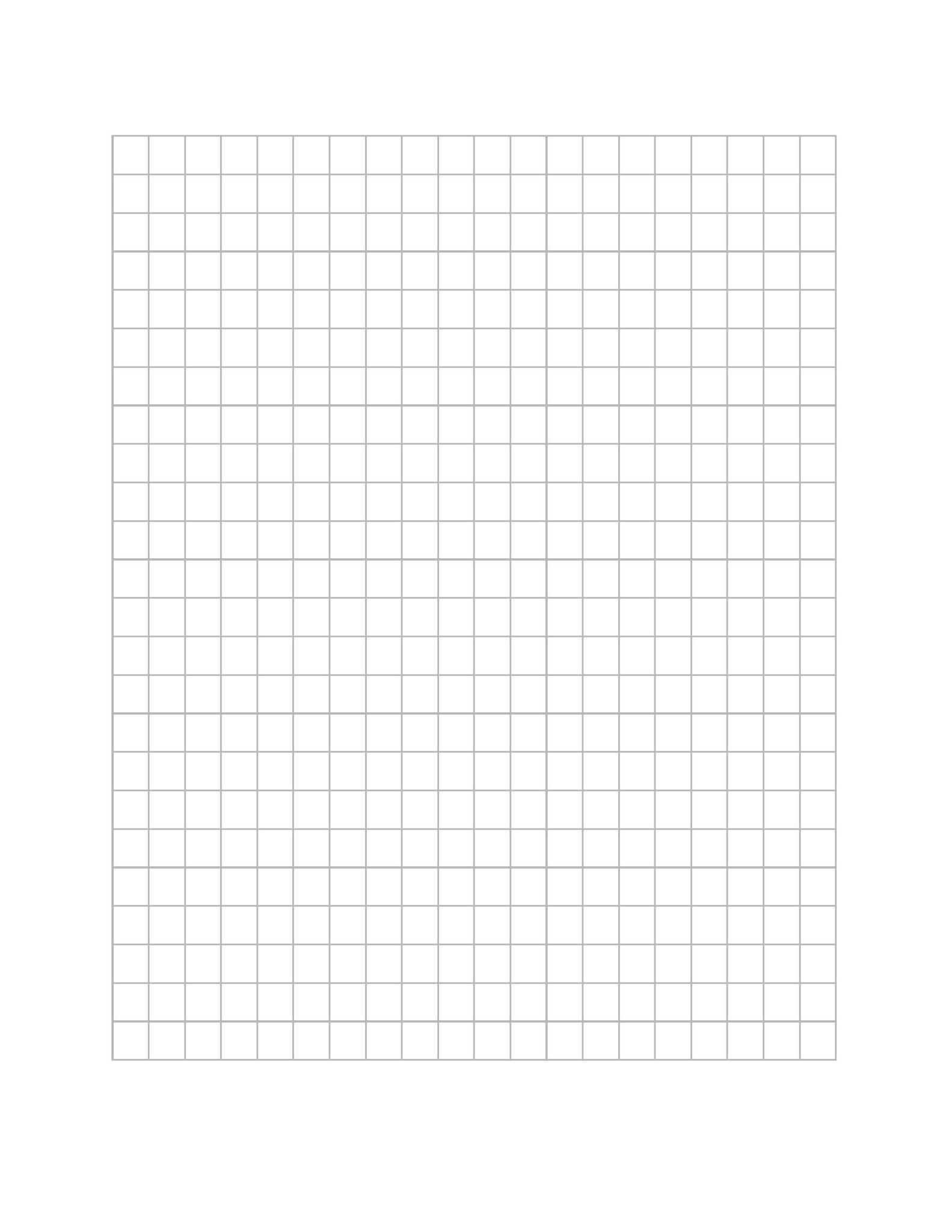 Free Printable Grid Template For Drawing Patterns