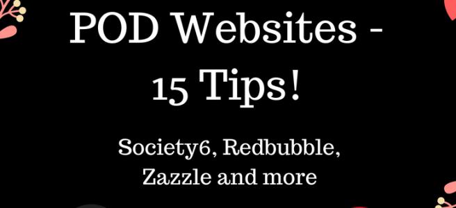 increase sales on POD websites