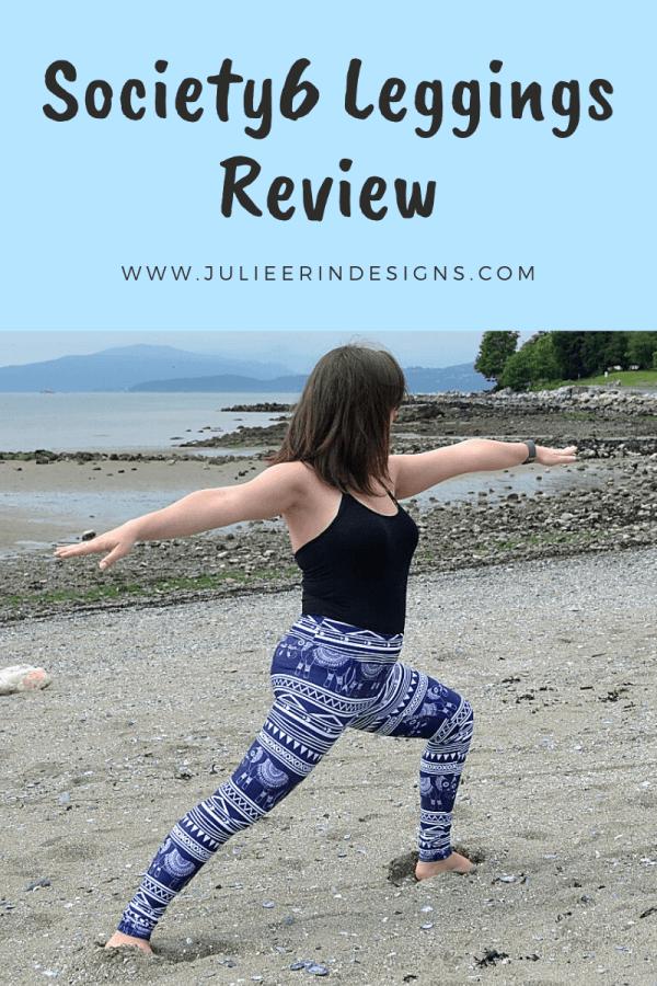 society6 leggings review
