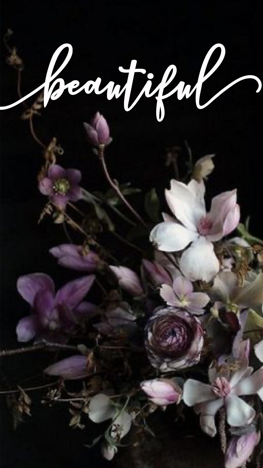 vintage floral 3 fonds d ecran a