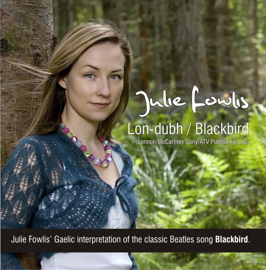Julie Fowlis - Lon-dubh / Blackbird