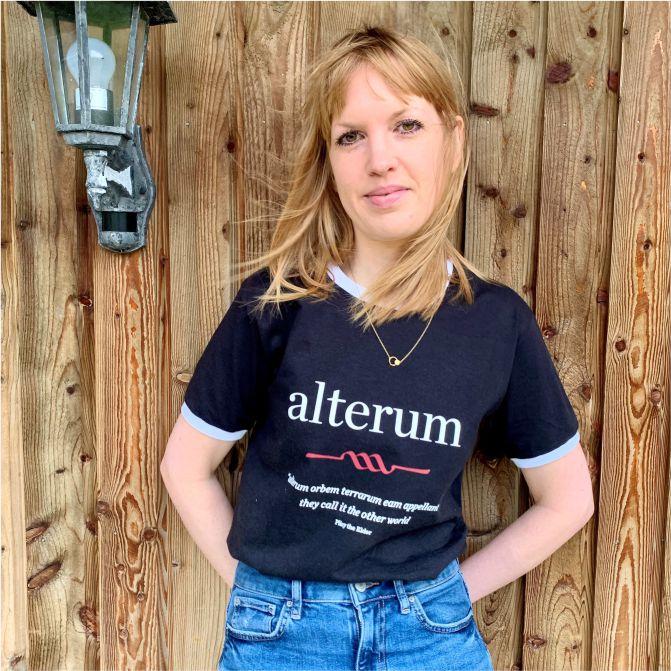 alterum Ringer Vintage-Style T-Shirt