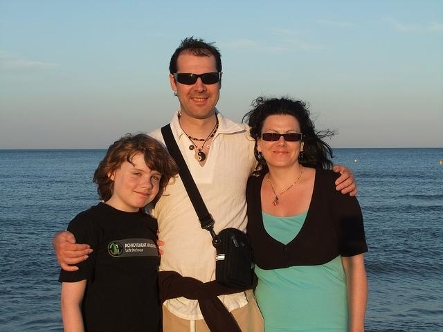 Team Gibbons Beach
