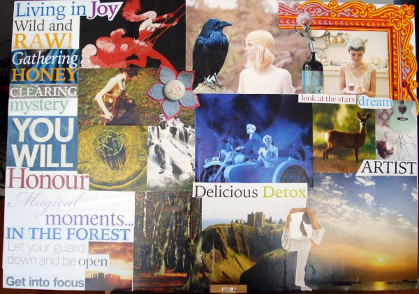 january 2011 full moon dreamboard