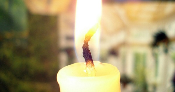 altar candle