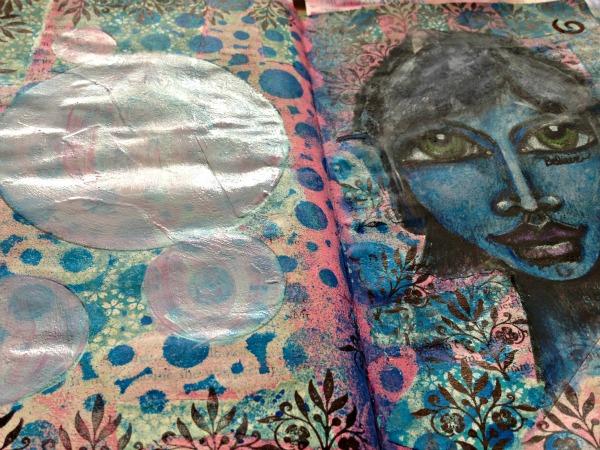faerie journal block