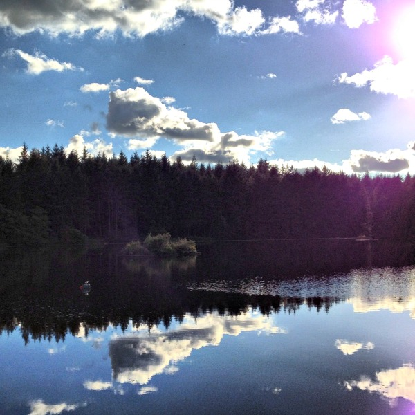 Beecraigs Loch West Lothian