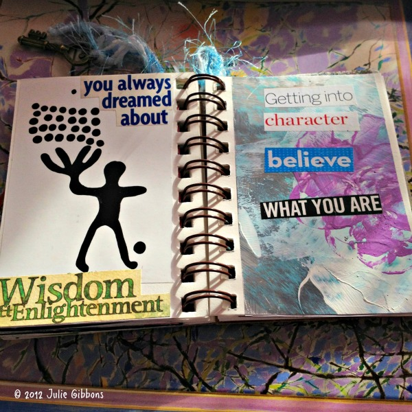 found inspirations journal