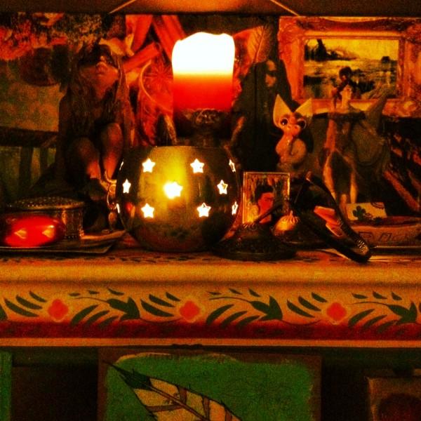sacred space altar