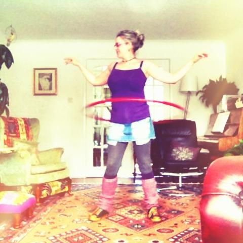 Dancing the mandala
