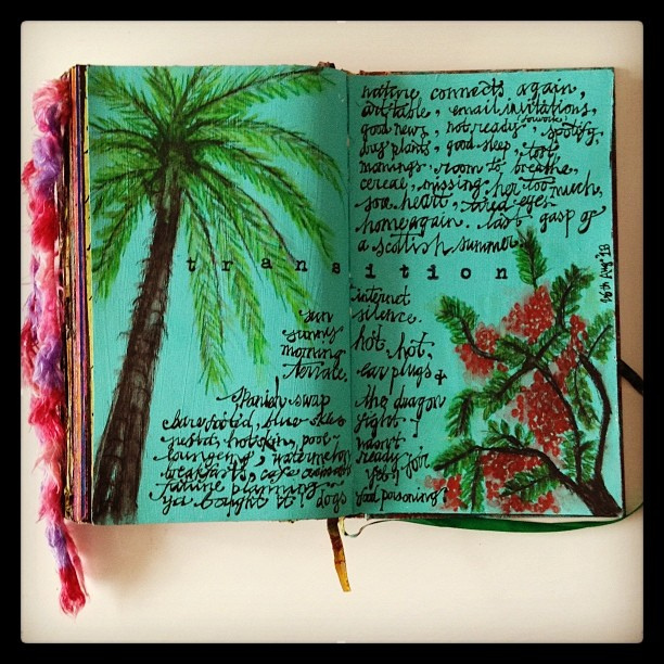 From palm trees to rowan berries